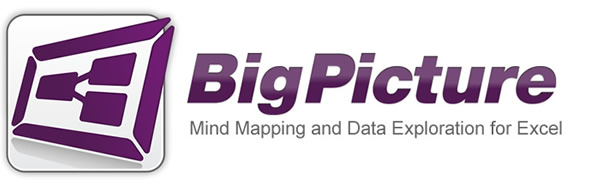 BigPicture - Mind Mapping and Data Exploration for Excel