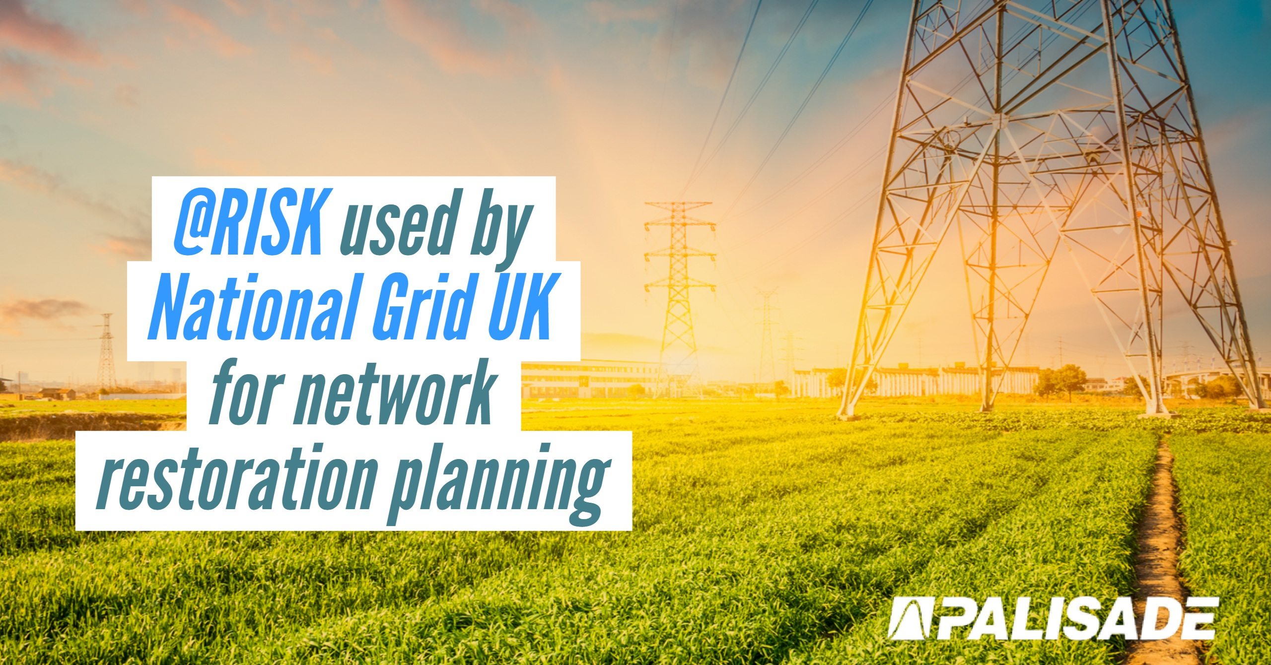 @RISK Used by National Grid UK